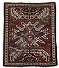 Chelaberd rug, south caucasus, circa late 19th century,