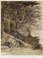 RICHARD EARLOM, (BRITISH 1743-1822), 12 MEZZOTINTS PRINTED IN SEPIA FROM
