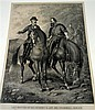 1 piece. (Civil War.) Lithograph.
