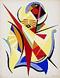 AUGUSTE HERBIN, (FRENCH, 1882-1960),