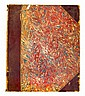1 vol.  [New Sydenham Society].  [Atlas of Skin Diseases.] [London],[1864-1884]. Lg. Folio, 3/4 morocco & marbled bds; ex...