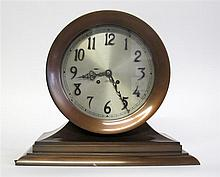 Chelsea Ship's clock, 20th century,