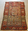 Anatolian prayer rug, circa late 19th century,