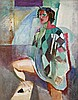 ARTHUR BEECHER CARLES, (AMERICAN 1882-1952),