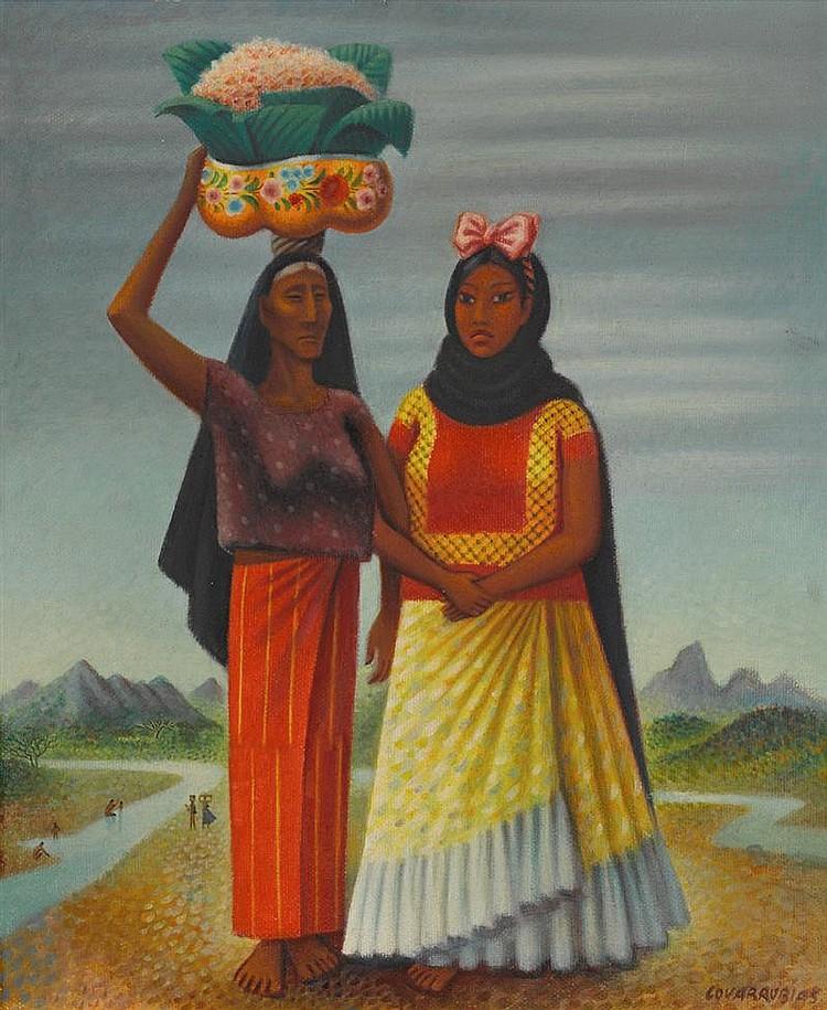 MIGUEL COVARRUBIAS, (MEXICAN, 1904-1957),