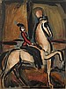 GEORGES ROUAULT, (FRENCH, 1871-1958),