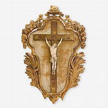 Italian ivory corpus christi figure, late 18th/ early 19th century