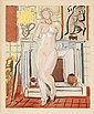 (AFTER) HENRI MATISSE, (FRENCH, 1869-1954), NU
