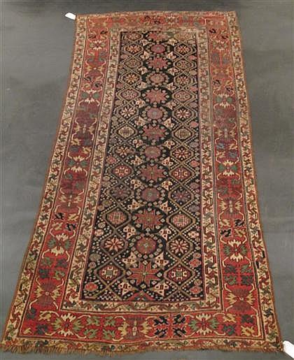 Shahsavan carpet, northwest persia, circa 1890,