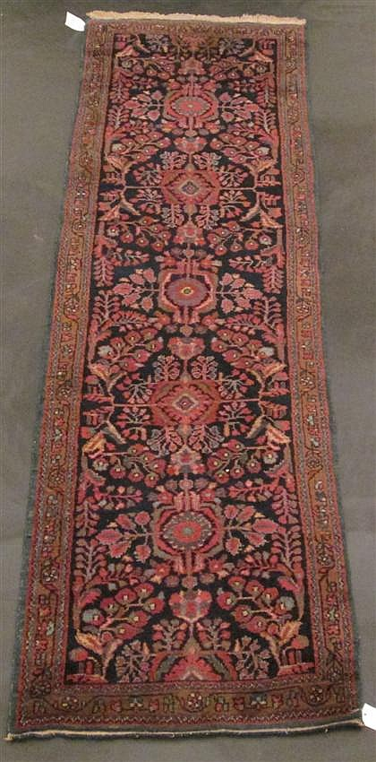 Malayer runner, west persia, circa 1930,