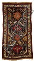 South Caucasian rug, dated 1880,