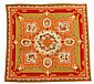 Aubusson rug, france, circa early 20th century,
