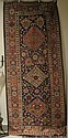 Northwest Persian runner, circa 1900,