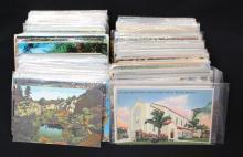 800-1000 U.S. & Worldwide Travel Postcards