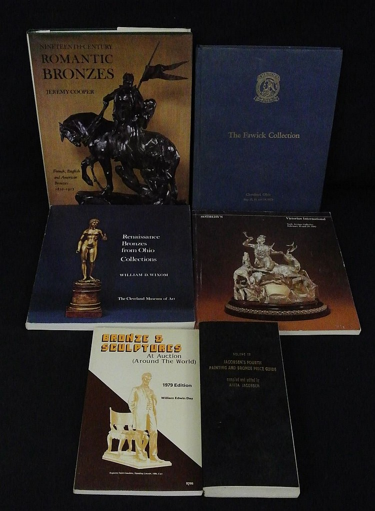 (6)Publications on the Study of Bronzes