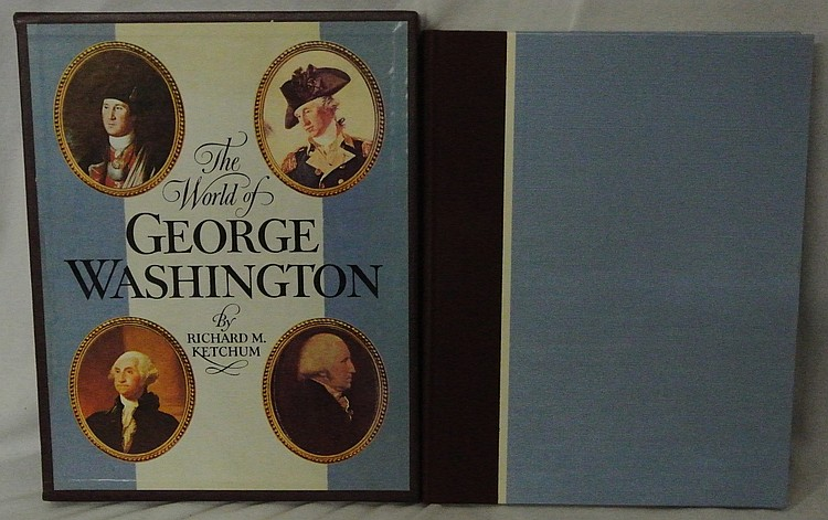 The World of George Washington by Richard Ketchum