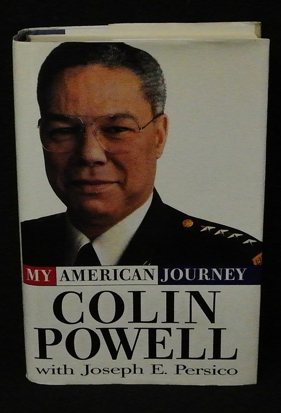 Colin Powell Autographed Autobiography