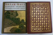 Kenneth Grahame Maxfield Parrish Dream Days & Golden Age First Editions