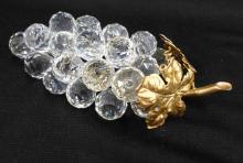 Swarovski Crystal 23 Grape Bunch