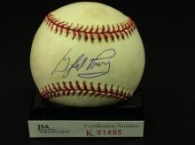 Gaylord Perry Autographed National League