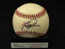 Fergie Jenkins Autographed National League