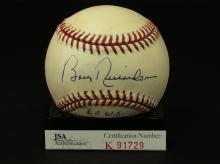 Bobby Richardson Autographed Major  League