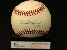 Willie Stargell Autographed National League