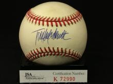 Todd Hollandsworth Autographed National League