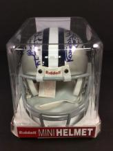 Randy WHite And Bob Lilly Autographed Mini