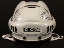 Dallas Stars Full SIze Muti Signed Helmet With