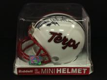 Randy White Autographed Mini Football Helmet