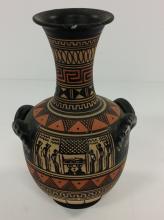 Hand Painted Vase By Heeena