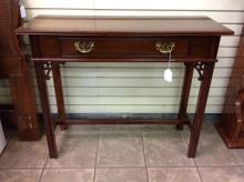 Sofa/Entry Table By Council Craftsmen