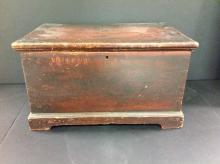 Early 1800's Primitive Chest