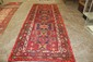 GREAT ANTIQUE PERSIAN RUG NEAR MINT 4'11