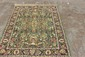 APPEARS TO BE AMERICAN STYLE WOOL ORIENTAL RUG - GOOD CONDITION