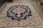 APPEARS TO BE AMERICAN MADE ORIENTAL STYLE CARPET - 125 X 93