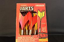 NICE IN BOX 1960S SLIDER JARTS OUTDOOR YARD GAME