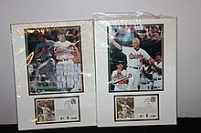 CAL RIPKEN IRONMAN 2632 CONSECUTIVE GAMES NEW & UNOPENED - BOTH ONE MONEY - SEPTEMBER 20, 1988