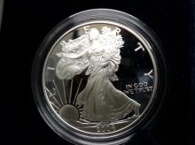 2004 AMERICAN SILVER EAGLE PROOF