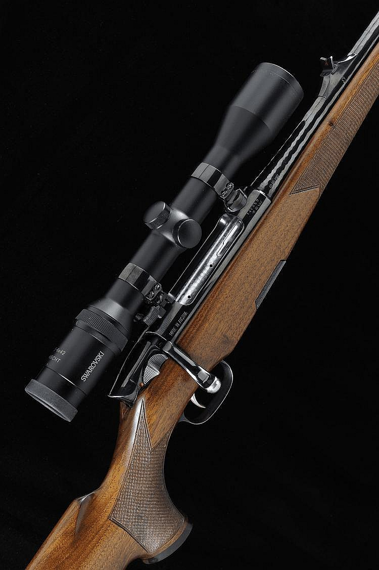 MANNLICHER A .270 LUXUS MODEL BOLT-ACTION SPORTING