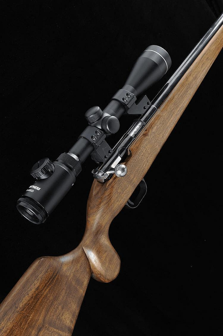 BROWNING A BELGIAN .22 T-BOLT BOLT-ACTION SPORTING