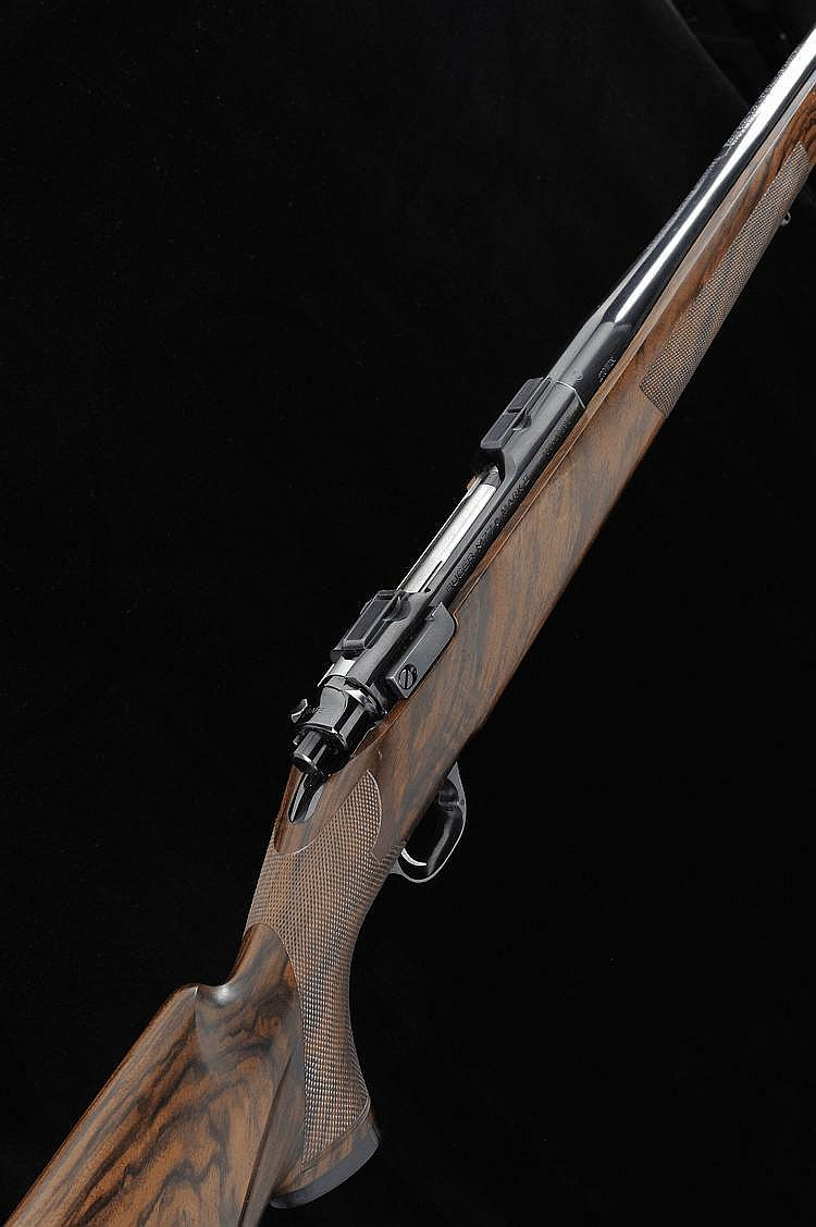 FREDERICK BEESLEY A .270 LEFT-HANDED BOLT-ACTION