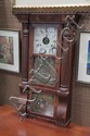 SETH THOMAS TRIPLE DECKER MANTLE CLOCK.