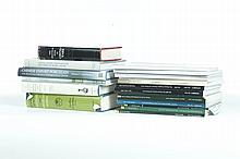 EIGHTEEN ASIAN REFERENCE BOOKS AND CATALOGUES.
