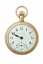 SETH THOMAS MAIDEN LANE POCKET WATCH