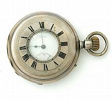 DEMI-HUNTER POCKET WATCH