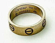 CARTIER WEDDING LOVE RING