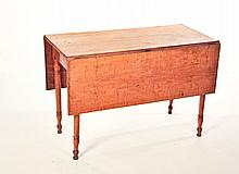 SHERATON DROP LEAF TABLE.