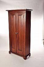 TWO-DOOR CUPBOARD.